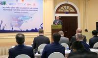 Meningkatkan hasil-guna jasa  Logistik di Kota Hai Phong