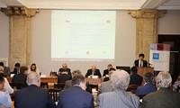 EVFTA-Peluang bagi badan usaha Vietnam dan  Republik Czech