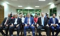 Mendorong  kerjasama  di bidang potensial antara Vietnam dan Mesir