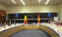 Vietnam dan Belgia  memperkuat kerjasama  ekonomi
