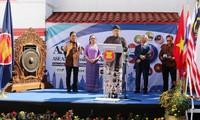 ASEAN menyosialisasikan ciri-ciri indah  kebudayaan  tradisional di Meksiko