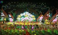Pembukaan Festival Bunga Da Lat kali ke-8 tahun 2019