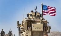 AS  menarik serdadunya ke luar dari dua pangkalan militer di Suriah