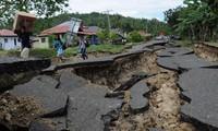Gempa  bermagnitudo 6,1  di Indonesia