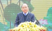 """PM Nguyen Xuan Phuc: Membangun pedesaan baru merupakan tugas yang """"tak pernah berakhir"""""""