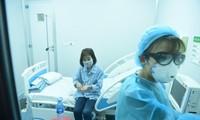 Vietnam mencatat ada lagi dua orang yang positif  dengan Virus Corona
