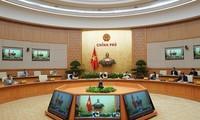 Badan Harian Pemerintah Vietnam mengadakan sidang untuk membahas solusi-solusi menstabilkan harga daging babi