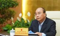 PM Nguyen Xuan Phuc meminta supaya memeriksa semua kasus  yang sudah masuk Vietnam  dari tanggal 8 Maret  2020