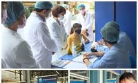 PM Nguyen Xuan Phuc memberikan instruksi untuk dengan gigih melaksanakan gelombang puncaknya dalam mencegah dan menanggulangi wabah Covid-19