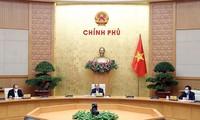 Badan Harian  Pemerintah Vietnam mengadakan sidang  untuk membahas program target bagi warga  etnis minoritas