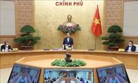 PM Nguyen Xuan Phuc mengadakan temu kerja dengan para pemimpin teras Provinsi Hung Yen