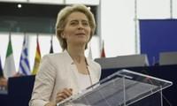 Presiden Komisi Eropa berharap AS ikut pada upaya global tentang penelitian vaksin pencegah Covid-19