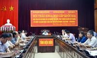 Presiden Ho  Chi Minh terhadap usaha pembaruan, pembangunan dan pembelaan Tanah Air