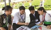 Membuat situs web belajar sendiri bahasa dan aksara etnis minoritas Thai