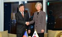 Kalangan otoritas Republik Korea  dan ASEAN  membahas cara memperkuat kerja sama bilateral