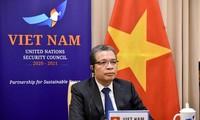 Vietnam siap memberi kontribusi dalam memecahkan bentrokan Israel-Palestina