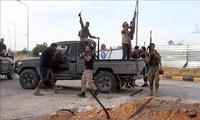 Mesir  menegaskan pendiriannya tentang masalah Libia