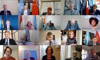 DK PBB masih mengalami perpecahan yang mendalam  tentang masalah Suriah