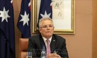 Australia menegaskan akan terus mendukung kebebasan pelayaran di Laut Timur