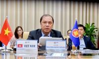 Dialog Tingkat Tinggi virtual  tentang pemulihan ASEAN pasca pandemi Covid-19