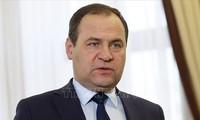 Rusia dan Belarus membahas hubungan bilateral