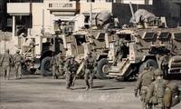 AS dengan resmi mengumumkan pengurangan keberadaan militer di Irak