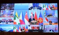 ASEAN 2020:  Pembukaan Konferensi ke-8 Dewan Ketua Mahkamah  Negara-Negara ASEAN