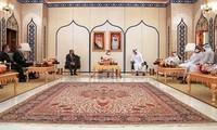 Yordania, Bahrain dan Uni Emirat Arab   membahas masalah Palestina