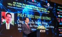"""Keselamatan dan keamanan siber """"Make in Vietnam"""" - Faktor kunci dalam transformasi digital nasional"""