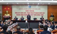 Cabang pertanian Vietnam  berupaya akan mencapai pertumbuhan  sekitar 3 persen pada tahun 2021