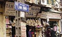 Lan Ong, la rue de la pharmacopée orientale