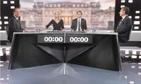 Le duel télévisé entre Nicolas Sarkozy et François Hollande