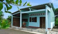 Construire des maisons pour les pauvres: un programme phare du gouvernement