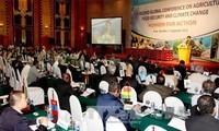 Ouverture de la Conférence globale sur l'agriculture et la sécurité alimentaire