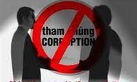 Renforcer la lutte contre la corruption
