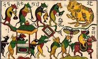 Les estampistes de Dong Ho au patrimoine culturel immatériel national