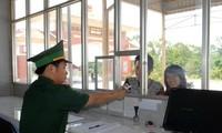 Promulgation de la réglementation de gestion des activités aux portes-frontière terrestres