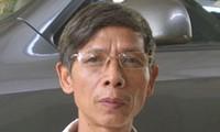 Trinh Dinh Nang's environmental protection invention