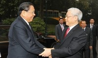 Enhancing Vietnam – Lao comprehensive cooperation
