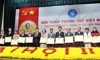 National Congress of Vietnam Young Physicians' Association opens
