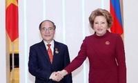 European visits open new cooperative opportunities