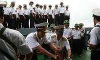 Memorial service for Truong Sa fallen soldiers