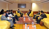 Foreign Minister Pham Binh Minh's bilateral talks on the sidelines of AMM46