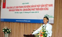 Transparent information on Vietnam's agricultural and fishery products