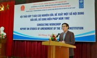 Constitution represents Vietnamese will and aspiration