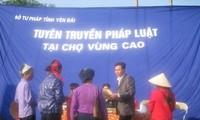 Vietnam observes 1st Law Day