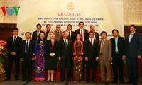 Friendship parliamentarian groups debut for Vietnam, Greece, and Azerbaijan