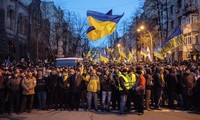 Russia accuses some EU countries of inciting tensions in Ukraine