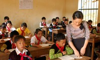Reviewing educational reform project for ethnic minority groups
