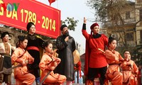 225th anniversary of Ngoc Hoi-Dong Da Victory commemorated